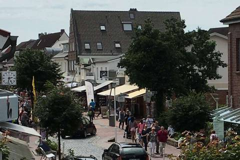Live streaming Webcam Büsum Zentrum