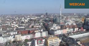 Webcam Hamburg Reeperbahn