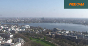 Live Webcams in der Hansestadt Hamburg